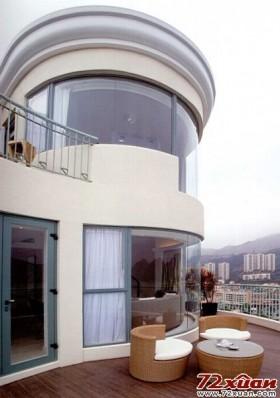 奢华复式家居装修图片