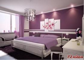 现代时尚卧室设计图片