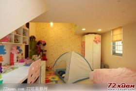 童趣儿童房装修图片
