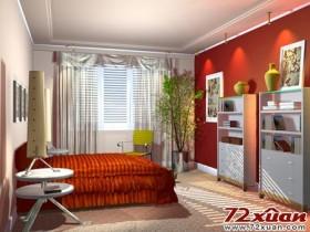 2011年卧室装修图片