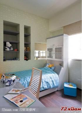 现代装修儿童房设计