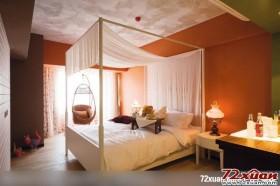 美丽的卧室 温馨的家