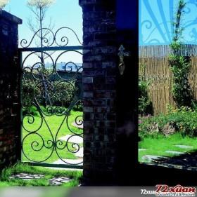 室外阳台装修图片