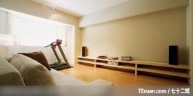 妙用L型柜子给空间新的定义,北京泰吉伟邦设计公司,马豪,客厅,造型电视主墙,造型天花板,视听柜,