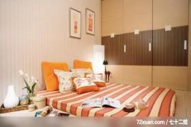 统一的色系整合,龙发,殷勇,卧室,造型衣橱,造型主墙,