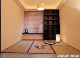 装潢便利通_49,权释设计,洪韡华,多功能室,收纳柜,造型天花板,