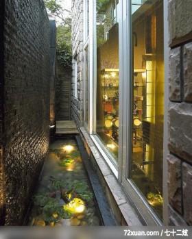呼朋引伴又不失私密的大空间设计,东易日盛CBD工作室,赵庭辉,阳台,独创设计,