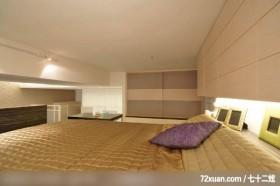 闲适的家居环境,北京上尚格室内设计有限公司,张永雷,卧室,收纳柜,造型衣橱,展示柜,造型天花板,更衣