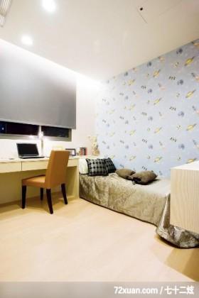 古典设计风格,龙发,王晶,卧室,造型主墙,造型天花板,造型书桌,收纳柜,