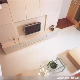 简洁、灵活的现代家居,龙发,董文斌,客厅,电视柜,视听柜,收纳柜,