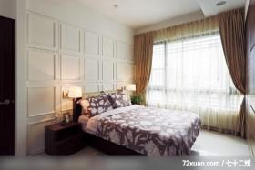 春雨_23_北市,觐得空间设计,游淑慧,卧室,造型主墙,造型天花板,床头柜,收纳柜,