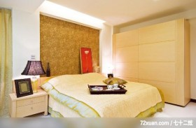 驴友的异国之梦,北京泰吉伟邦设计公司,高震,卧室,造型主墙,床头柜,造型衣橱,