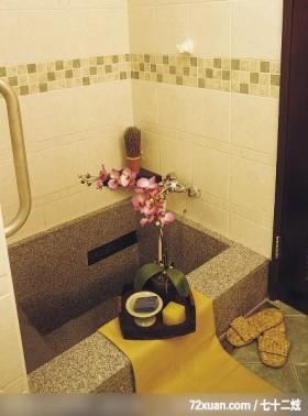 简洁现代家居,艺堂室内设计,李燕堂,浴室,汤屋,造型拼贴主墙,