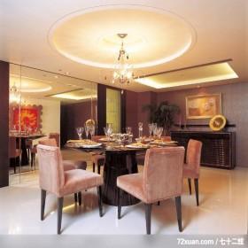 IS_64_北市,观林室内设计工程,黄传林,餐厅,造型主墙,造型天花板,展示柜,造型灯光,