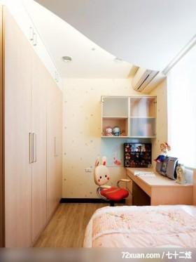 简明禅风之小小家居,龙发,董志雄,卧室,冷气摆放设计,阅读区,展示柜,