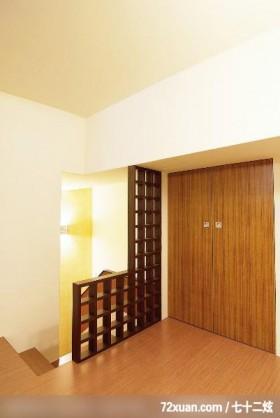 现代感设计密钥,观林室内设计工程,黄传林,楼梯间,收纳柜,造型楼梯,