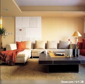 单身贵族的低调奢华感,觐得空间设计,游淑慧,客厅,造型沙发背墙,造型天花板,