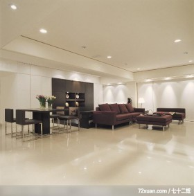 IS_41_北市,龙发,张斌,客厅,造型天花板,
