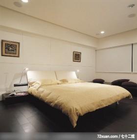 IS_41_北市,龙发,张斌,卧室,阅读区,造型床组,床头柜,