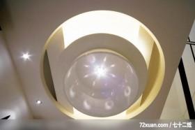 火红宅置_01_新竹,观林室内设计工程,黄传林,客厅,造型天花板,造型灯光,