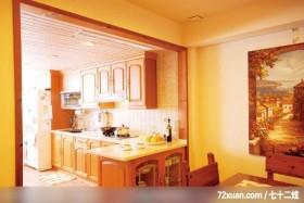 三商美福_01_北市木栅,墨比雅设计团队,王思文,厨房,流理台主墙,隔间吧台,收纳柜,造型天花板,冷
