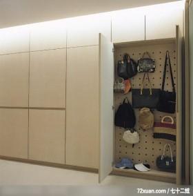 线条勾勒美感,龙发,张斌,走道,隐藏门,收纳柜,造型主墙,