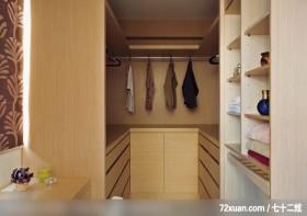 春雨_27_台北市,观林室内设计工程,黄传林,卧室,更衣室,造型衣橱,收纳柜,化妆台,