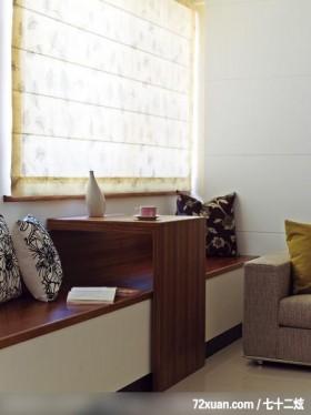 春雨_27_台北市,观林室内设计工程,黄传林,客厅,观景沙发座,