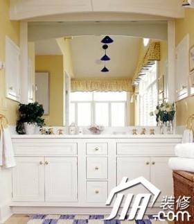 洗手台装修效果图22
