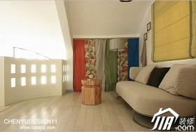 客厅装修效果图257