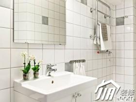 浴室柜装修效果图8