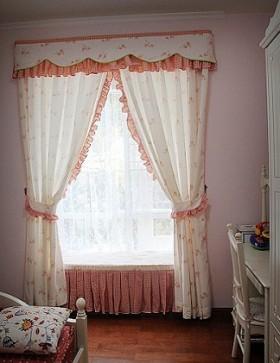 窗帘装修效果图466