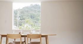 日式风格餐桌装修效果图593