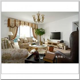 沙发装修效果图966