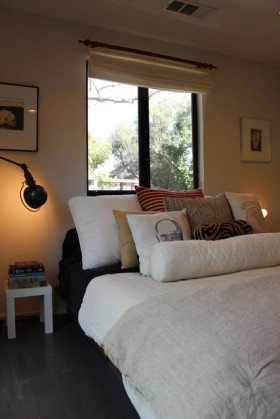 经济型装修 卧室背景墙装修效果图640