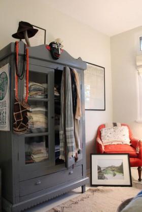 别墅衣柜装修效果图大全2015图片
