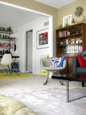 沙发装修效果图683