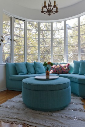 欧式风格沙发背景墙装修效果图大全2015图片