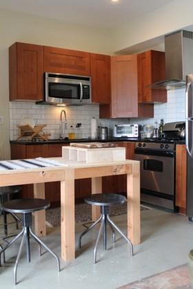 厨房吧台装修效果图295