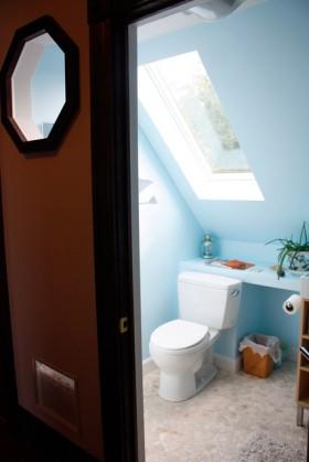 120平公寓卫生间装修效果图