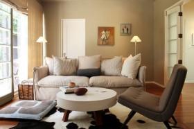 沙发背景墙装修效果图513