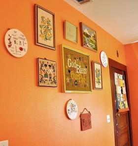 照片墙装修效果图28