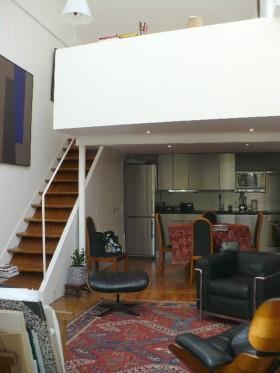 150平别墅楼梯装修效果图47