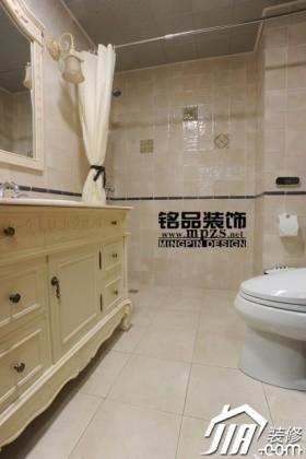 卫生间装修效果图128