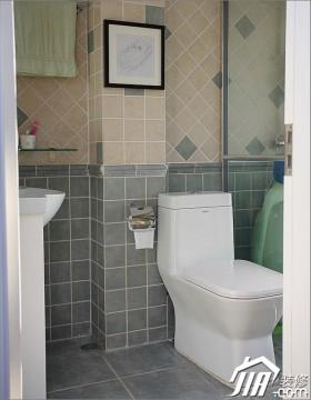 卫生间装修效果图127