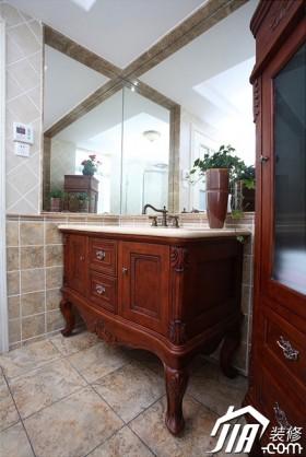 卫生间装修效果图125