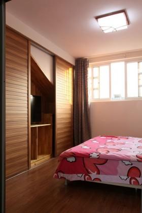 140平舒适三居装修效果图75
