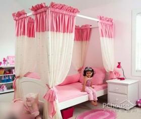 7款粉色芭比儿童房装饰