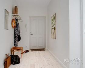 107平白色素雅北欧公寓