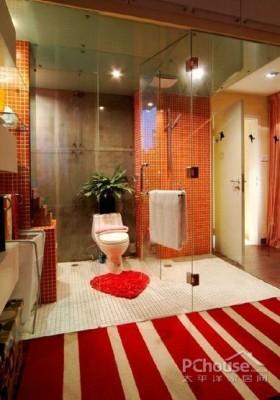 后青春的糖果色浪漫婚房